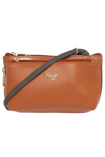 BAGGIT -  Tan Handbags - Main