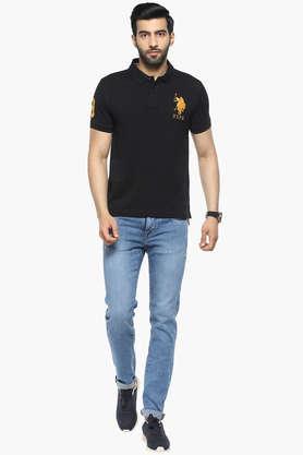 U.S. POLO ASSN. - BlackT-Shirts & Polos - 3