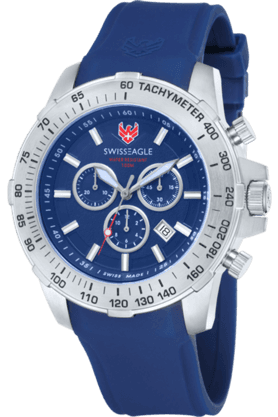 SWISS EAGLESwiss Eagle Mens Watch-9065-03