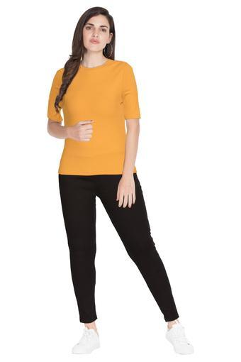 LIFE -  MustardT-Shirts - Main