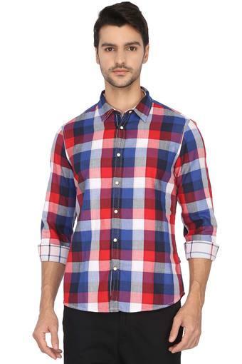 PEPE -  RedCasual Shirts - Main