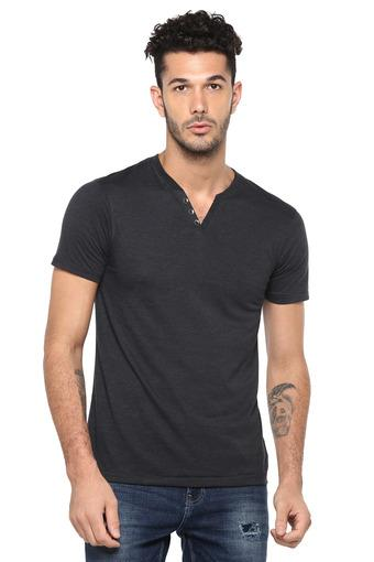 VETTORIO FRATINI -  Grey T-shirts - Main
