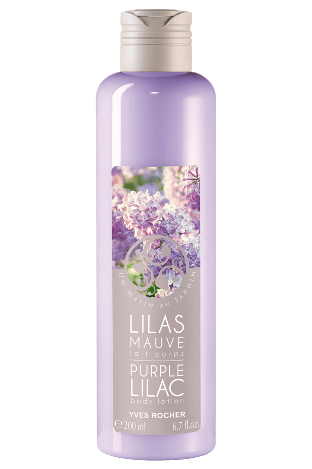 Un Matin Au Jardin Purrle Lilac Body Lotion 200ML