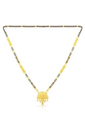 MALABAR GOLD AND DIAMONDS Womens Gold Mangalsutra KLTAAAAACQDW