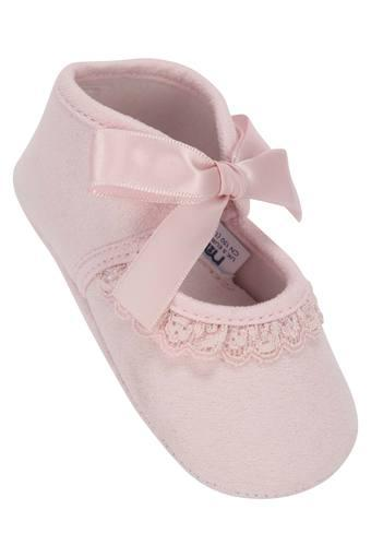 Girls Casual Wear Lace Up Ballerinas