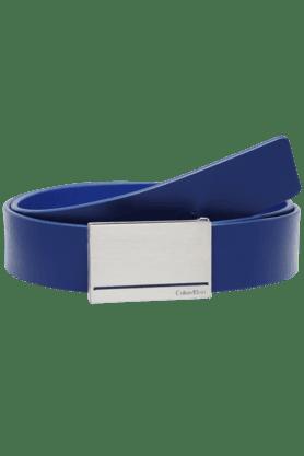 CALVIN KLEINMens Formal Leather Belt