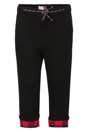 KARROT -  BlackBottomwear - Main