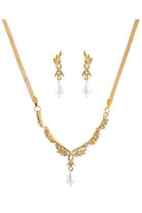TOUCHSTONE Necklace Set - 9295947