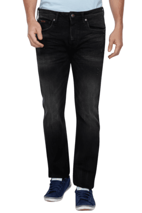 JACK AND JONES Mens 5 Pocket Stretch Jeans - 200763546
