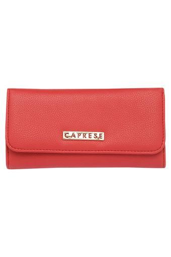 CAPRESE -  RedWallets & Clutches - Main