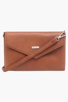 LAVIEWomens Snap Closure Sling Bag - 202785363