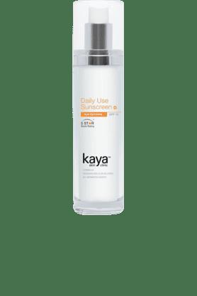 KAYADaily Use Sunscreen SPF15