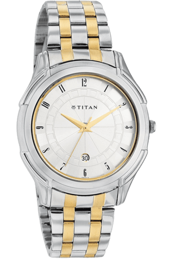 Titan Gents Tycoon watch-NF1558BM03