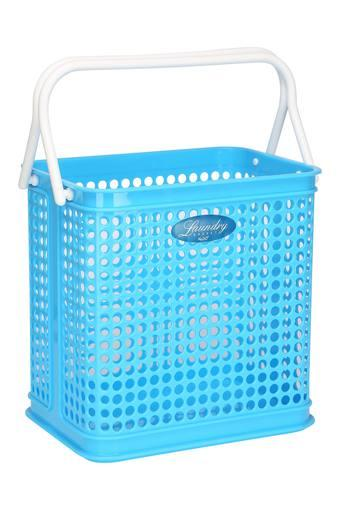 IVY -  Blue Laundry Baskets - Main