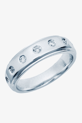 Womens 925 Sterling Silver Ring