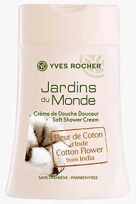 YVES ROCHER Shower Cream Cotton 200ml