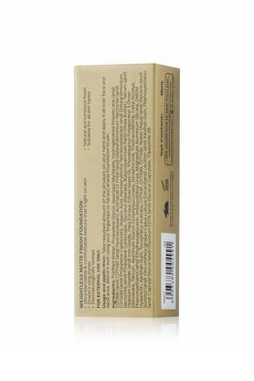Weightless Matte Finish Foundation Mini - Ivory 01 - 18 ml