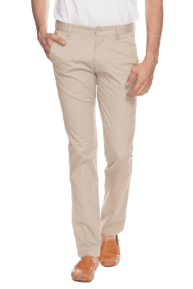 IZOD Mens Slim Fit Solid Chinos - 9951270