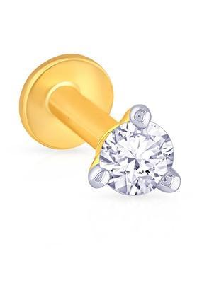 MALABAR GOLD AND DIAMONDSWomens Diamond Nosepin UINP00011