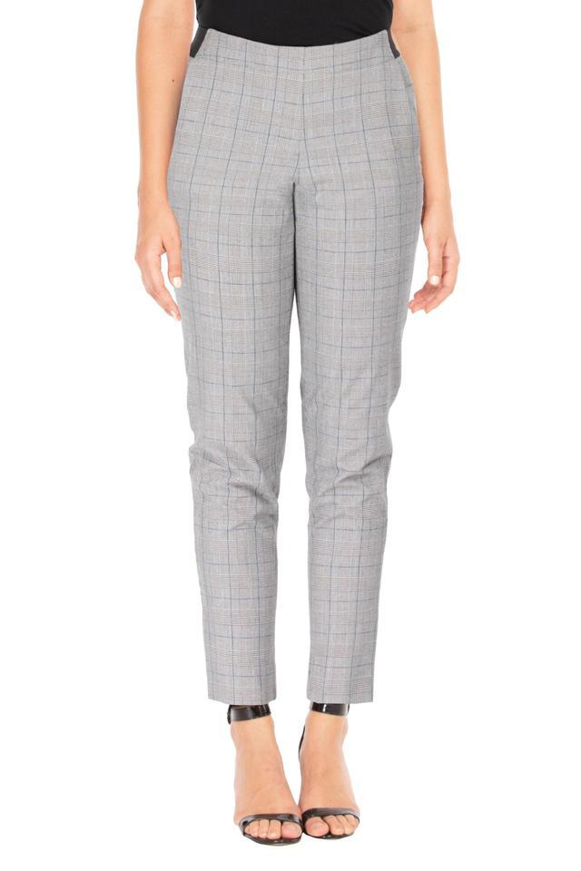 VAN HEUSEN - Grey Trousers & Pants - Main
