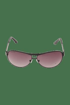 FASTRACKClassic Full Rim Aviator Sunglasses For Men-M035GY1
