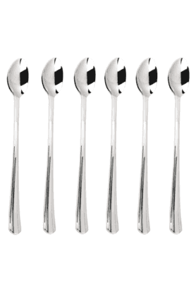 SANJEEV KAPOOR Soda Spoon (Set Of 6) - 200987505