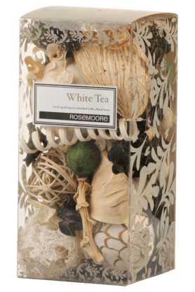 ROSEMOORE Scented Pot Pourri White Tea