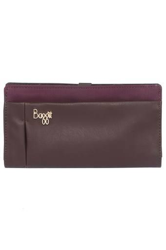 BAGGIT -  Orange Wallets & Clutches - Main