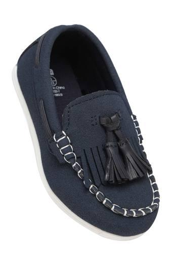 MOTHERCARE -  Navy Loafers - Main