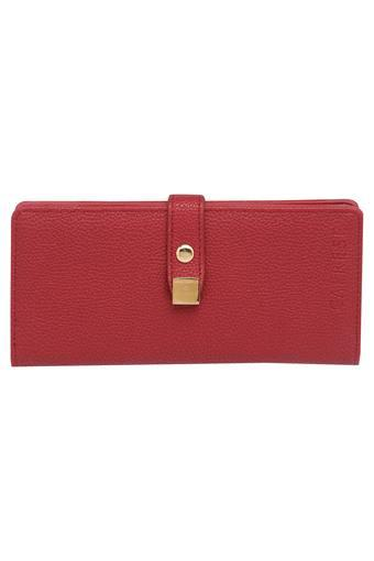 CAPRESE -  Red Wallets & Clutches - Main