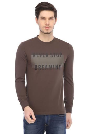 OCTAVE -  Light OliveT-shirts - Main