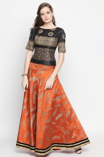 IRA SOLEIL -  OrangeIndianwear Sets - Main