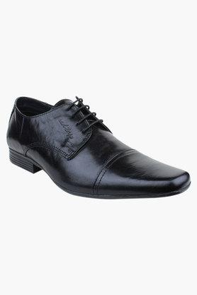 RED TAPE Mens Leather Lace Up Formal Derbys - 200997598