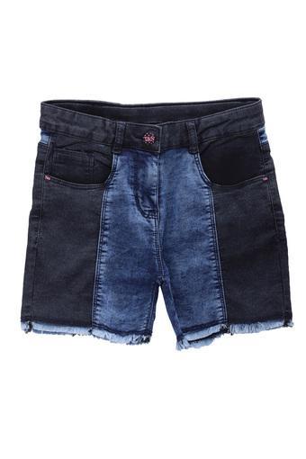 TALES & STORIES -  Dark BlueBottomwear - Main