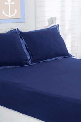 MASPARCotton Satin Extra Large Bed Sheet