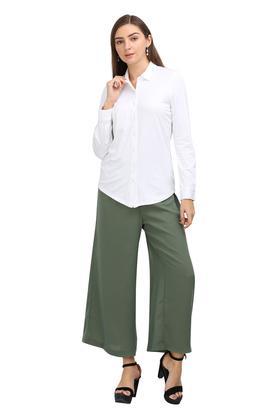 VAN HEUSEN - YellowTrousers & Pants - 3