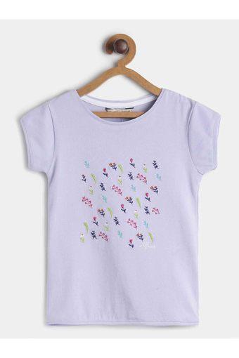 TALES & STORIES -  PurpleT-Shirts - Main