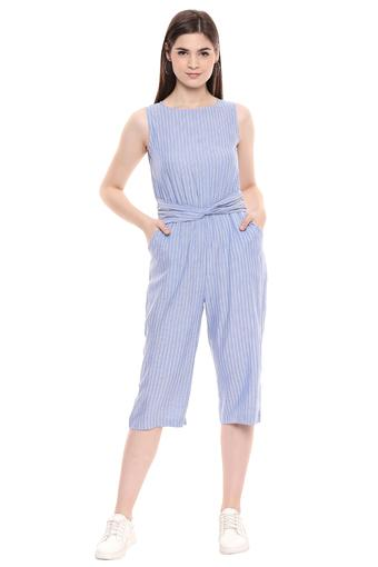 LIFE -  Blue BAN_JUMPSUIT - Main