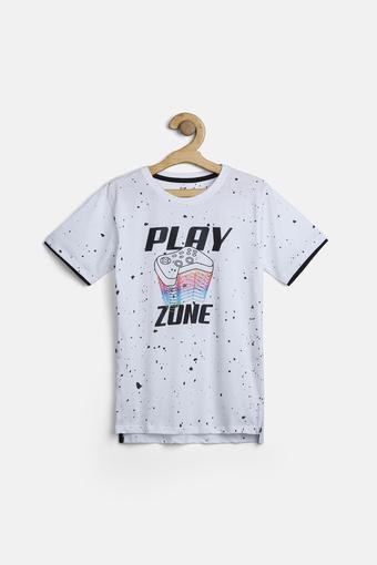 LIFE -  WhiteT-Shirts - Main