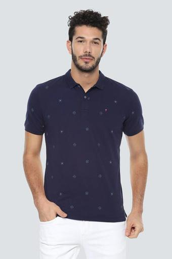 LOUIS PHILIPPE JEANS -  NavyT-Shirts & Polos - Main