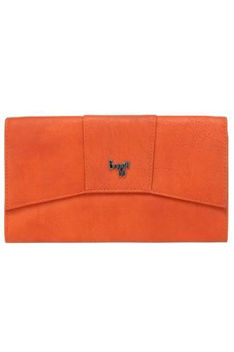 BAGGIT -  OrangeWallets & Clutches - Main