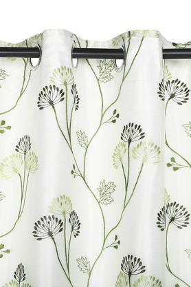 IVY - Green MixDoor Curtains - 1