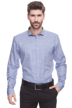 Men Regular Collar Shirt
