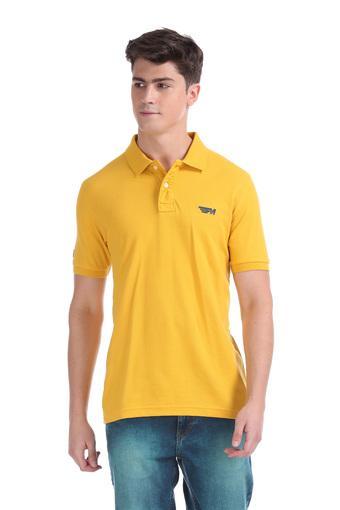 A683 -  MustardCasual Shirts - Main