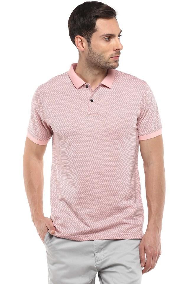 STOP - PinkT-Shirts & Polos - Main