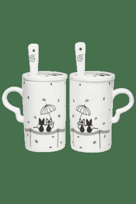 Finesse Mouse Mug (Set Of 2)