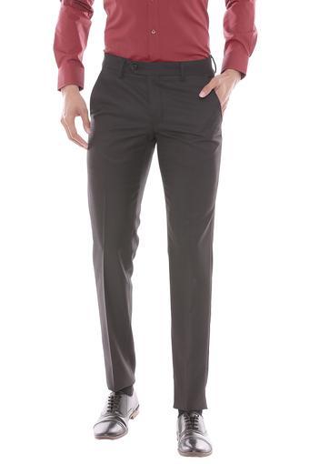 C133 -  BlackFormal Trousers - Main