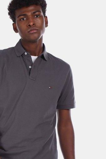 TOMMY HILFIGER -  RedT-Shirts & Polos - Main