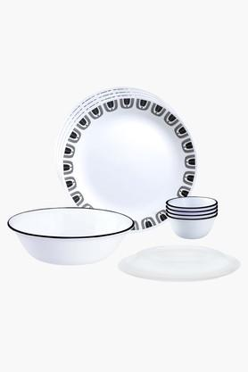 CORELLE Black Night 10 Pcs Dinner Set