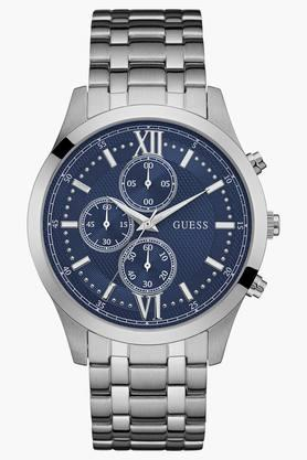 Mens Chronograph Stainless Steel Watch - W0875G1